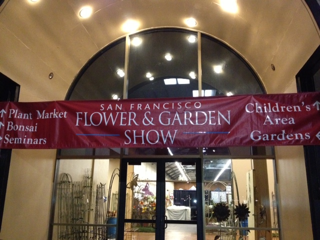 Here are some of the many areas you'll find at the San Francisco Flower & Garden Show
